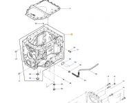 Картер КПП трактора Massey Ferguson (DYNA VT) — 1030145000000
