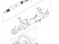 Корзина диска сцепления КПП — 31068800