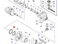 Сальник бортового редуктора переднего моста трактора Challenger — 1380602001