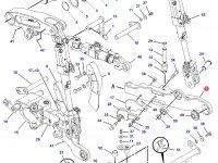 Правая тяга навески трактора Challenger — 170-2331