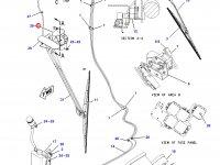 Моторчик щетки стеклоочистителя трактора Challenger — 170-5696