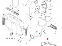 Фильтр кабины трактора Challenger — 173-0900