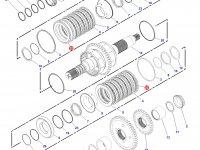 Фрикционный диск КПП трактор Challenger — 177-6804