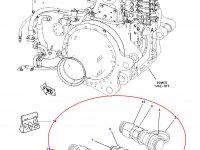 Комплект муфт гидравлических быстроразъемных для трактора Challenger — 180-9998