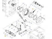 Планетарная передача КПП трактора Massey Ferguson — 1866558M93