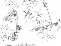 Тяга навески трактора Challenger (стандарт) — 196-9643