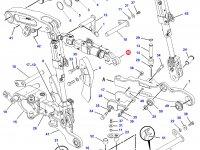 Центральный винт задней навески трактора Challenger — 197-5030
