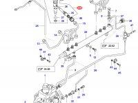 Форсунка двигателя Sisu Diesel — 837062629