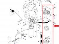 Топливоподкачивающий насос двигателя Sisu Diesel — 837073629
