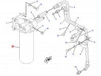 Первичный топливный фильтр трактора Challenger — 1R-0762