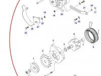 Генератор трактора — 835339303