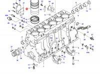 Гильза цилиндра двигателя Sisu Diesel — 836855445