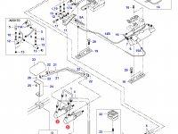 Тормозной цилиндр трактора — 34734200
