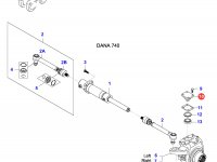 Шкворень трактора — 36249300