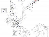 Муфта гидравлическая быстроразъемная — 30794510