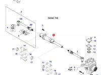 Рулевой цилиндр трактора — 36248900