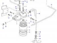 Топливоподкачивающий насос двигателя Sisu Diesel — 836659580