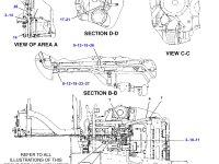 Патрубок радиатора трактора Challenger — 205-1646