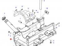 Топливный бак трактора — 35601300