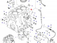 Блок двигателя Sisu Diesel — 836664514