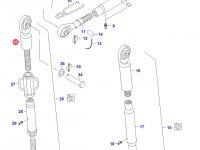 Шарнирная головка/винт трактора — 33015000
