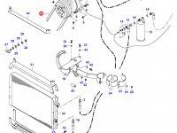 Ремень компрессора кондиционера Valtra — 33764400