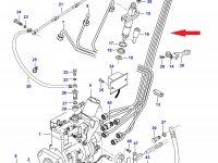 Комплект топливных трубок двигателя Sisu Diesel — 836866408