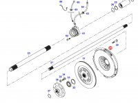 Корзина диска сцепления КПП — 35651500