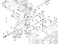 Вилка КПП трактора — 31814530