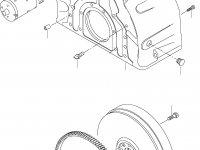 Задний сальник коленвала двигателя Sisu Diesel — 614500002