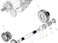 Подшипник промежуточного вала КПП трактора Massey Ferguson — 3010956X91