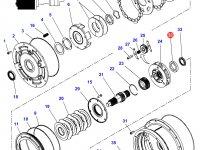 Подшипник мультипликатора КПП трактора Challenger — 3011624X1