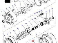 Подшипник мультипликатора КПП трактора Challenger — 3011897X1