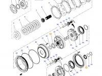 Подшипник мультипликатора КПП трактора Massey Ferguson — 3014982X1