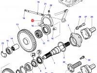 Вилка включения муфты ВОМ трактора Challenger — 3382971M1