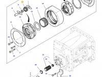 Сателлитная шестерня понижающей передачи КПП трактора Massey Ferguson — 3615230M2