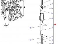 Раскос навески трактора Massey Ferguson — 3616223M92