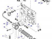 Гидравлический фильтр трактора Massey Ferguson» — 3618662M2