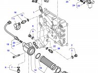 Центробежный фильтр трактора Challenger — 3618662M2