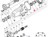Сальник бортового редуктора заднего моста трактора Challenger — 3619344M1