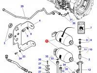 Гидроаккумулятор сцепления трактора Massey Ferguson — 3619551M3