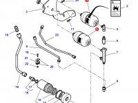Гидроаккумулятор сухого сцепления трактор Challenger — 3619551M3