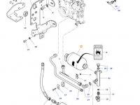 Гидроаккумулятор сцепления трактора Massey Ferguson — 3619551M4