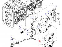 Гидроаккумулятор сухого сцепления трактор Challenger — 3619551M4