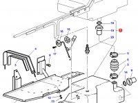 Дополнительный топливный бак трактора Challenger (65 литров) — 3714730M95