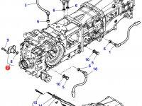 Датчик скорости ВОМ трактора Massey Ferguson — 3716042M1