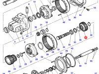 Планетарная (сателлитная) шестерня бортового редуктора заднего моста трактора Challenger — 3716487M4