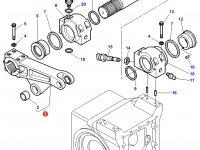 Правый рычаг навески для тракторов Challenger — 3716527M13