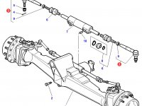 Рулевой наконечник трактора Challenger — 3764286M1