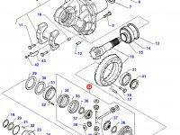 Дифференциал приводного моста в сборе для трактора Challenger — 3765019M92